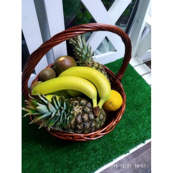"""Корзина """"С фруктами - 3"""""""