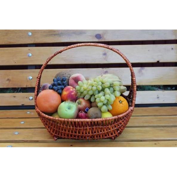 """Корзина """"С фруктами - 2"""""""