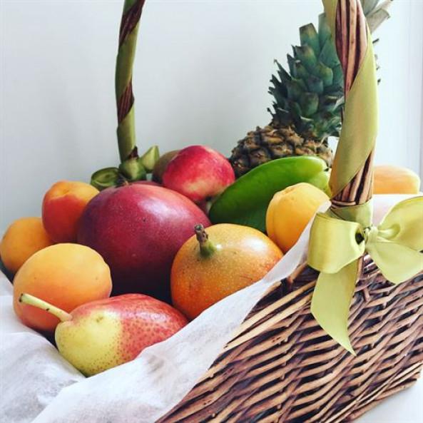 """Корзина """"С фруктами - 4"""""""