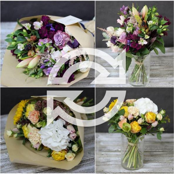 Подписка на цветы