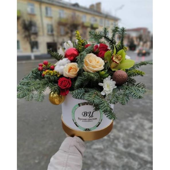 """Композиция """"Новогодняя-5"""""""