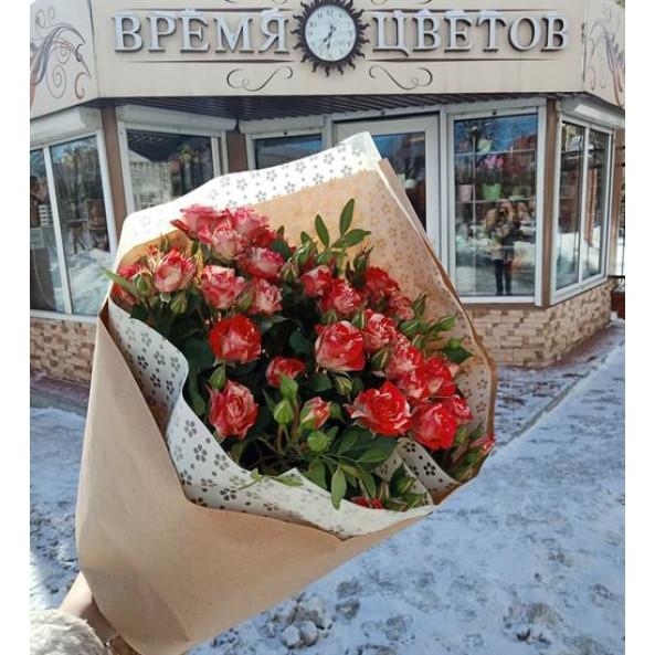 """Букет """"Кустовые розы"""""""
