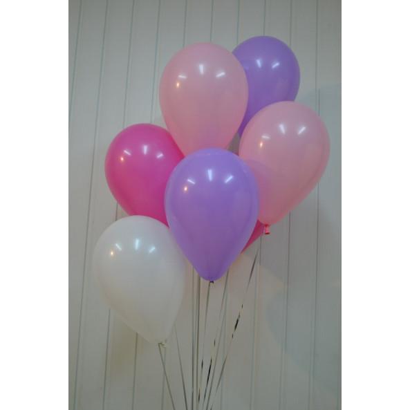 Гелиевый шар 30 см