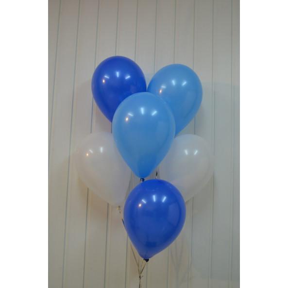 Гелиевый шар 25